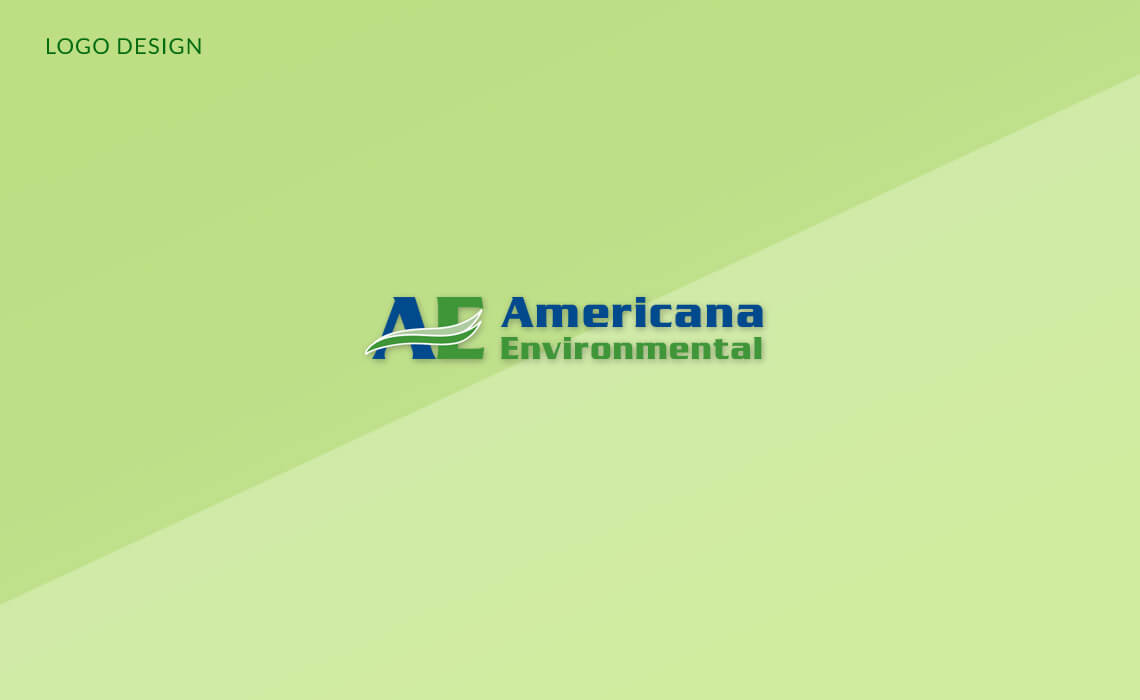 Americana Environmental - Logo Design