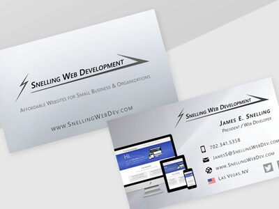 Snelling Web Development - Business Responsive Web Design, Logo Design, Brand Identity Design, Print & Digital Ad Marketing Design